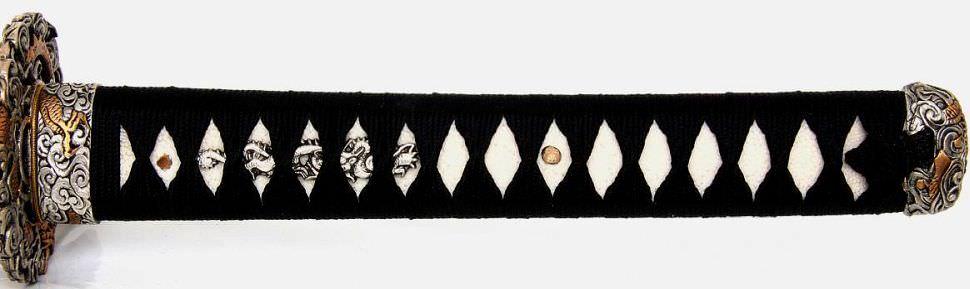 "Samurai Schwert kaufen- Katana ""Amekuni"""
