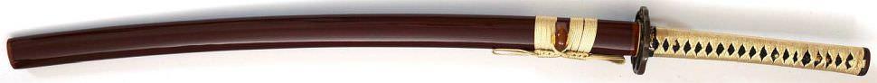 "Samurai Schwert kaufen, Katana ""Sumera"""