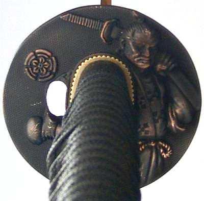 """Samurai Schwerter 3er Set """"Der Samurai Krieger"""" kaufen"""