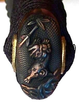 Samurai Tanto Daiki