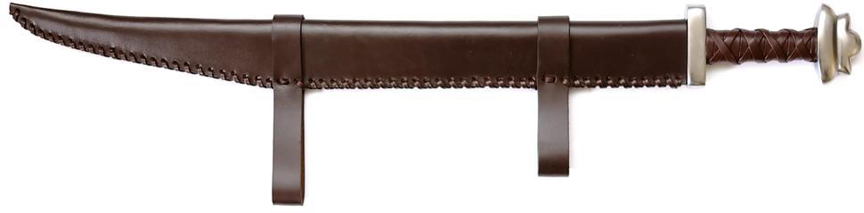 Sax Schwert kaufen das Langsax + echt + scharf mit scheide