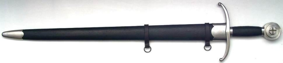 Schwert Heinrich des V. von England Kampfschwert Scharf