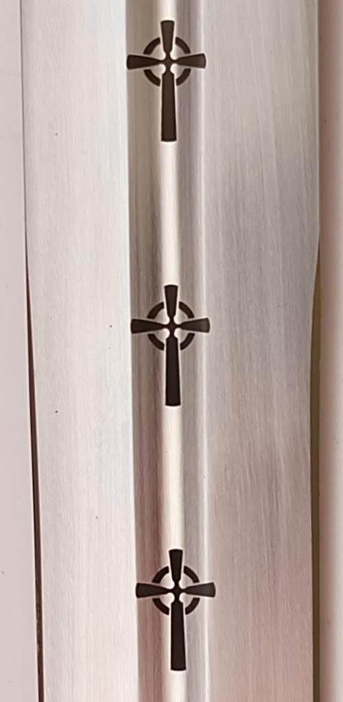 Schwert Robin Hood von Locksley + echtes + Scharf die Kreuze
