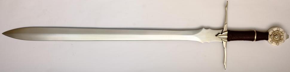 Schwert von Roland Das Durandal + echtes Mittelalter Klinge
