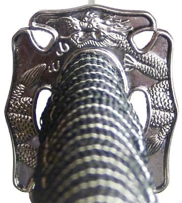Schwerterset kaufen Drachen Samurai Katana