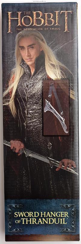Schwerthalterung - Schwertgehänge für Thranduil Schwert verpackung