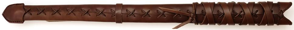 Schwertscheide kaufen für Rücken Schwertgehänge aus Leder