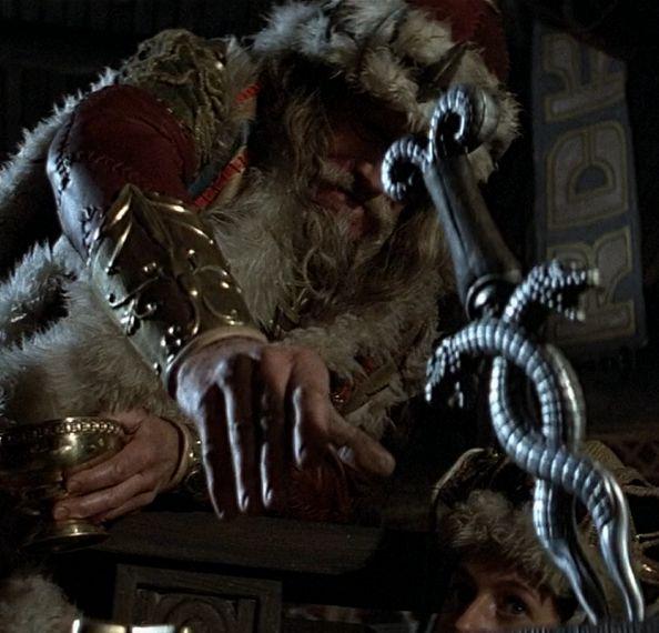 Conan der Barbar Dolch Der Giftzahn der Schlange aus dem Fim
