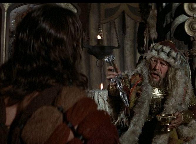 Conan der Barbar Dolch Der Giftzahn der Schlange vom König