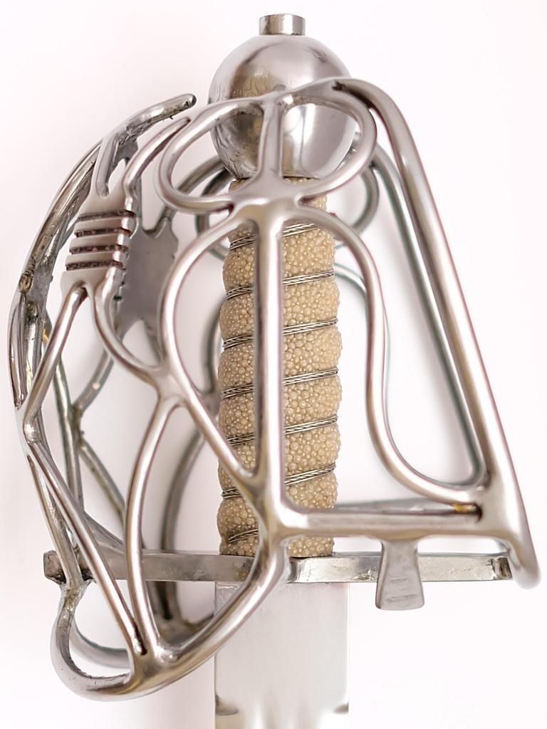 Spätes Schottisches Breitschwert 16 jhd + Kampfschwert + scharf