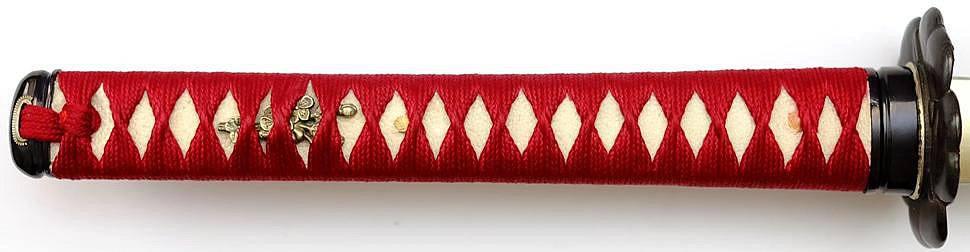 Spring Sakura Katana- Samurai Schwert by Dragon King Griff