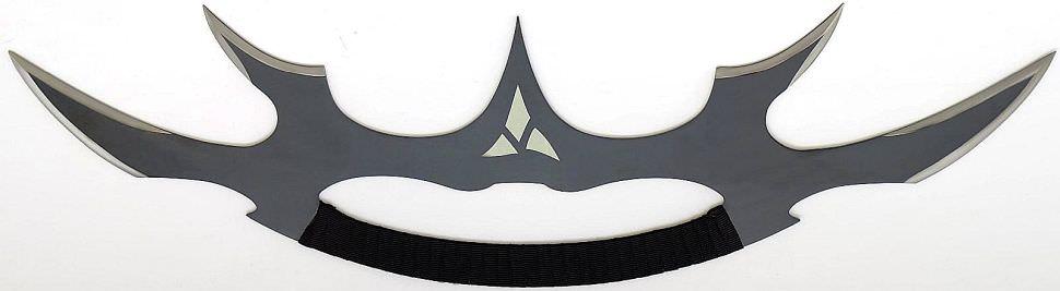 Klingonen Schwert kaufen Bathlet Star Trek Schwert Bat'leth von Kahless