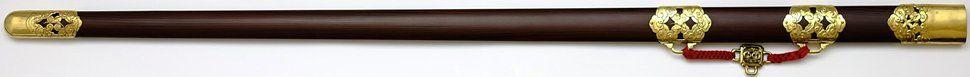 Tai Chi Schwalben langes Schwert Swallow von Hanwei Schwertscheide