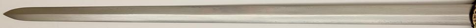 Tai Chi Schwert aus Damast kaufen- gefaltet Schmiede Longquan detail