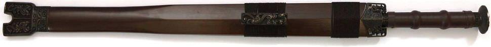 Tai Chi Schwert kaufen Jian Han Dynastie Damast