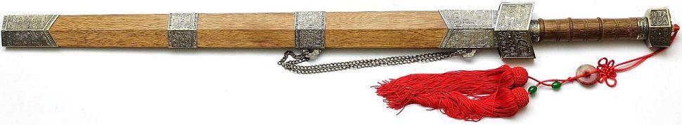 Tai Chi Schwert Drachen Klinge kaufen Banpo