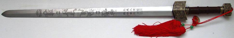 Tai Chi Schwert Drachen Klinge kaufen