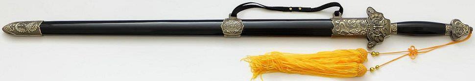 Tai Chi Schwert kaufen Drachen Dämon Longshan
