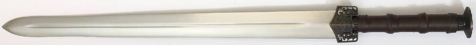 Tai Chi Schwert kaufen Jian Han Dynastie Die Klinge