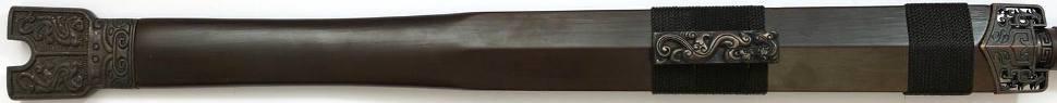 Tai Chi Schwert kaufen Jian Han Dynastie Die Scheide