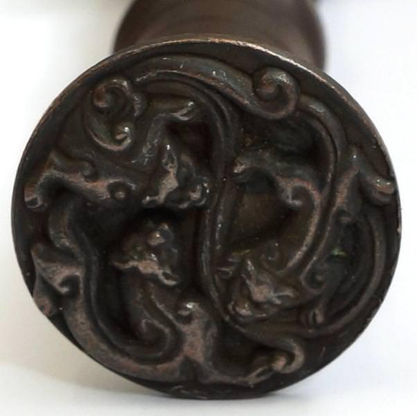 Tai Chi Schwert kaufen Jian Han Dynastie der Knauf