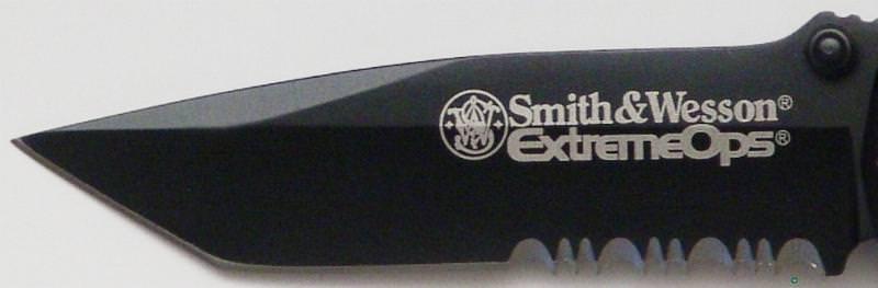 Taschenmesser Smith & Wesson Extreme Ops kaufen