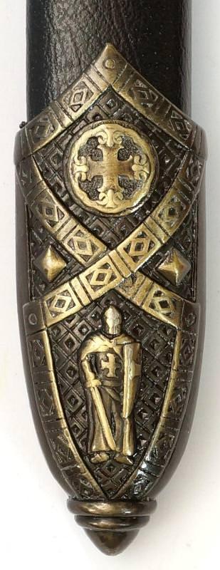 Tempelritter Schwert 12 Jhdt. kaufen