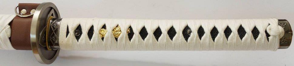 The Walking Dead Michonne Echtes Samurai Schwert kaufen Katana