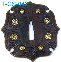 Tsuba für Einzelanfertigungsset