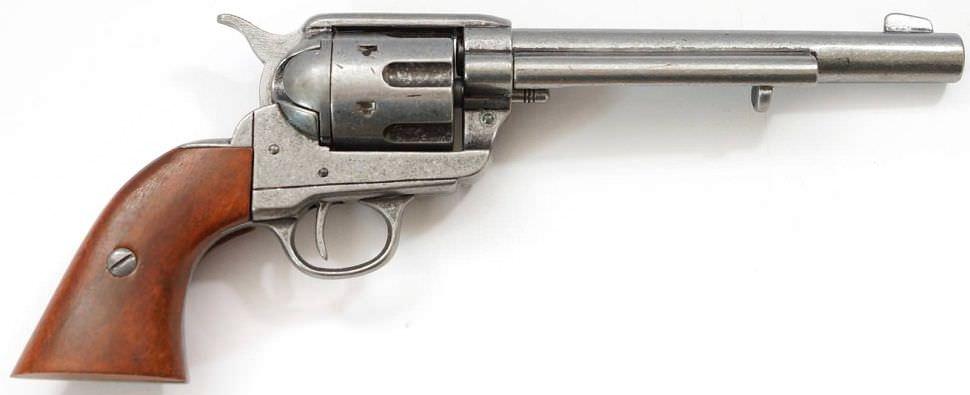 US Kavalleriecolt USA 1873 kaufen Anscheinswaffe andere seite
