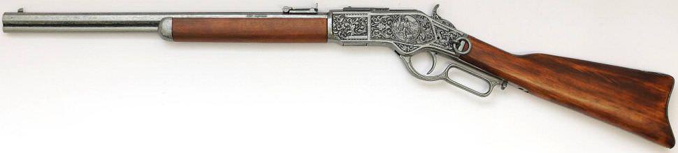 US Winchester Gewehr kaufen 73Kal 44-40 USA 1873 Anscheinswaffe