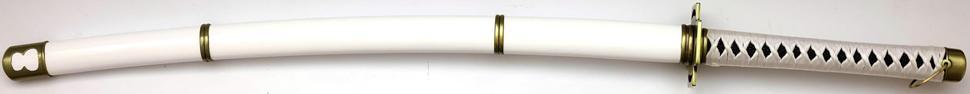 Wado Ichi Monji Schwert Weiß ONE PIECE