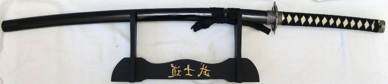 1er Ständer kaufen für Katana das Samuraischwert