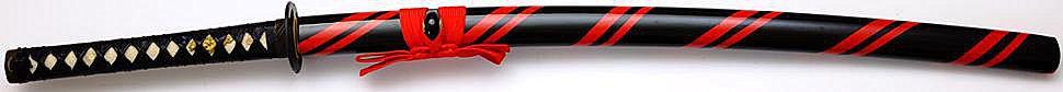 Handgeschmiedetes und Gefaltet Samurai Katana Seiwa von KAWASHIMA STEEL ®