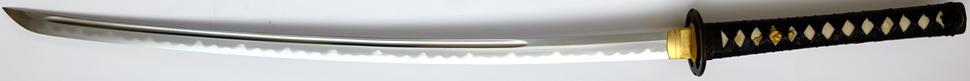 Handgeschmiedetes und Gefaltet Samurai Katana Seiwa von KAWASHIMA STEEL ® ohne scheide